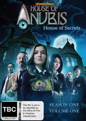 Плакат к сериалу Обитель Анубиса (2011)