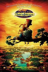 Афиша к мультфильму Дикая семейка Торнберри (2002)