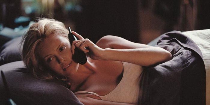 Сцена из фильма Ограбление по-итальянски (2003)