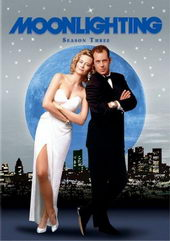 Плакат к сериалу Детективное агентство «Лунный Свет» (1985)