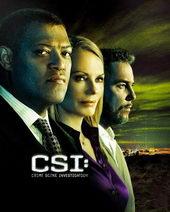 Постер к сериалу Место преступления: Лас-Вегас (2000)
