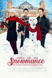 плакат к фильму Снежный роман (2017)
