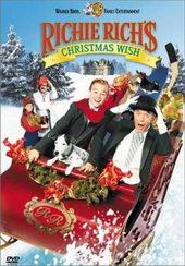 Плакат к фильму Необычное Рождество Ричи Рича (1998)
