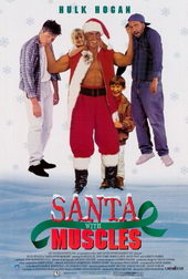 Афиша к фильму Силач Санта-Клаус (1996)