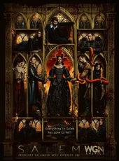 Плакат к сериалу Салем (2014)
