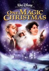 Афиша к фильму Волшебное Рождество(1985)