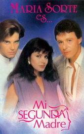 Плакат к сериалу Моя вторая мама (1989)