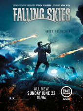 Постер к сериалу Рухнувшие небеса (2011)