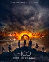 Плакат к сериалу Сотня (2014)