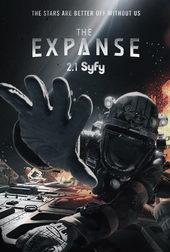 Плакат к сериалу Пространство (2015)
