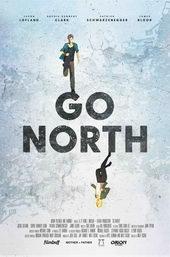 Афиша к фильму На север (2017)