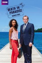 Плакат к сериалу Смерть в раю (2012)