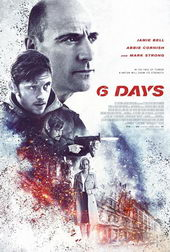 Постер к фильму 6 дней (2017)