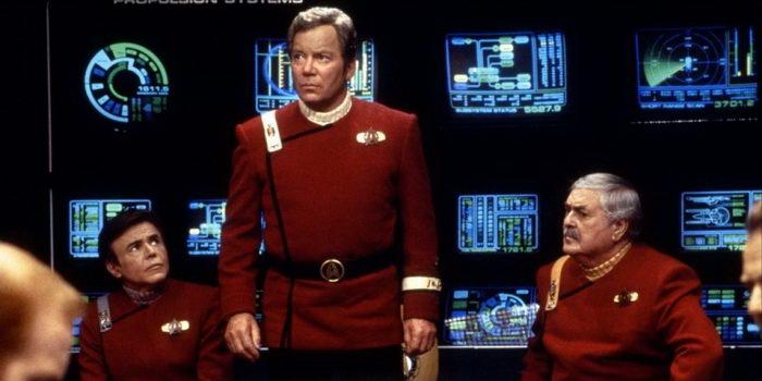 Персонажи из фильма Звездный путь 7: Поколения (1994)
