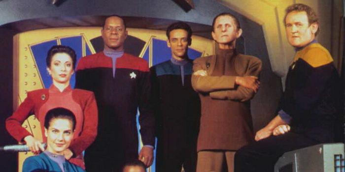 Персонажи из сериала Звездный путь: Дальний Космос 9 (1993)