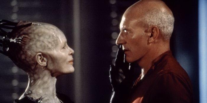 Актеры из фильма Звездный путь 8: Первый контакт (1996)