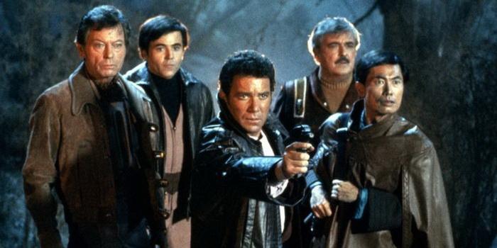 Звездный путь 3: В поисках Спока (1984)