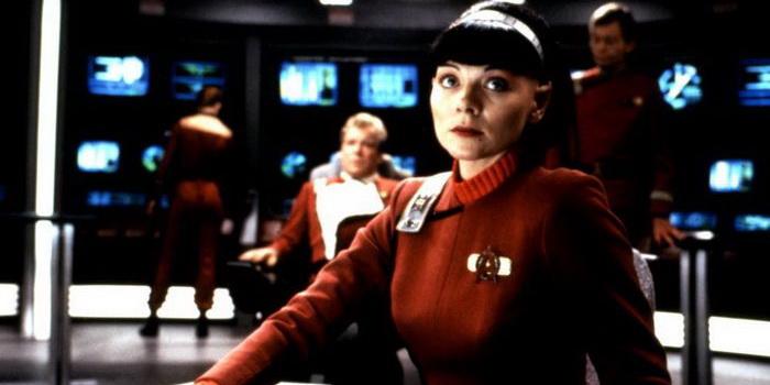 Кадр из фильма Звездный путь 6: Неоткрытая страна (1991)
