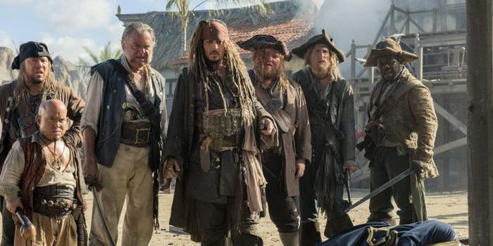 сколько частей пиратов карибского моря по порядку