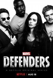 Плакат для сериала Защитники (2017)