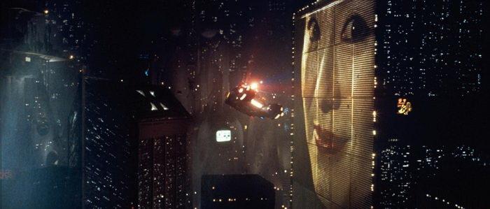 кадр из фильма Бегущий по лезвию (1982)