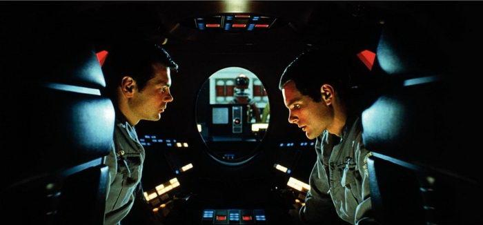 сцена из фильма 2001 год: Космическая одиссея (1968)