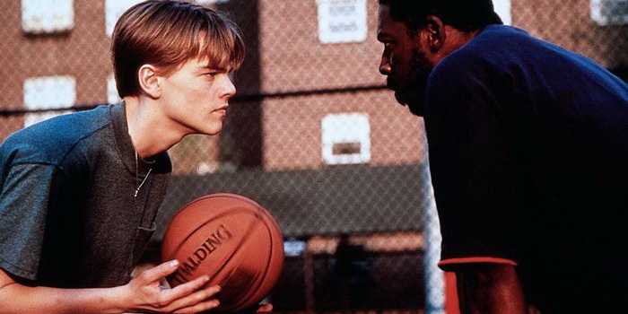 кадр из фильма Дневник баскетболиста (1995)