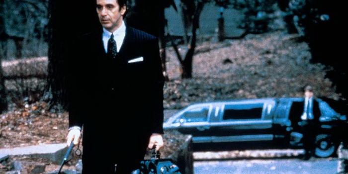 герой из фильма Запах женщины (1992)