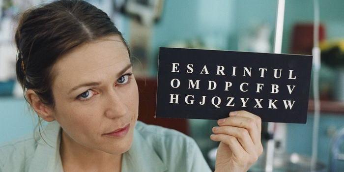 персонаж из фильма Скафандр и бабочка (2007)