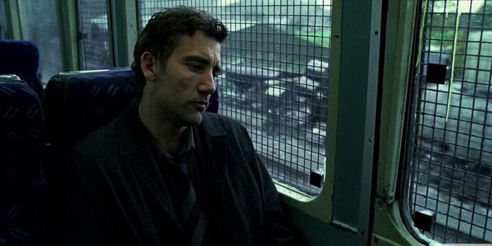 персонажи из фильма Дитя человеческое (2006)