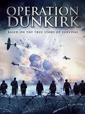 Афиша к фильму Дюнкеркская операция (2017)