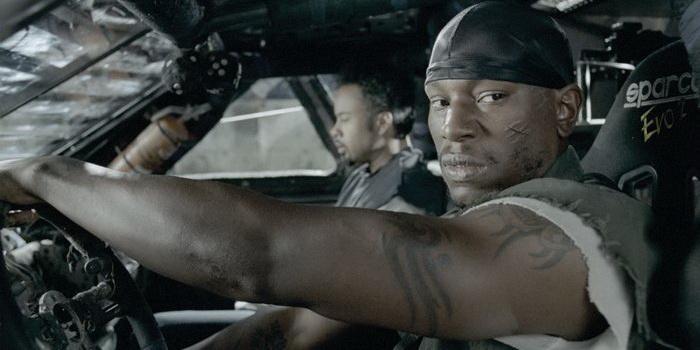 персонаж из фильма Смертельная гонка (2008)