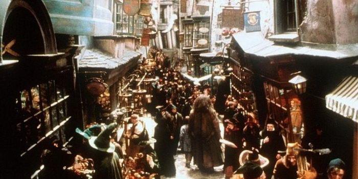 Гарри Поттер и философский камень (2001)
