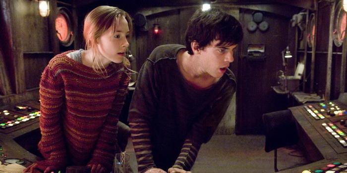 кадр из фильма Город Эмбер: Побег (2008)