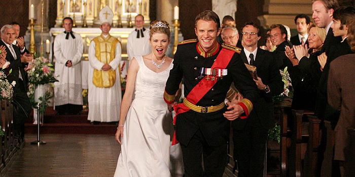 сцена из фильма Принц и я: Королевская свадьба (2006)