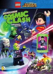мультфильм LEGO супергерои DC: Лига справедливости – Космическая битва (2016)
