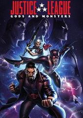 постер к фильму Лига справедливости: Боги и монстры (2015)