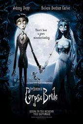 плакат к мультфильму Труп невесты(2006)