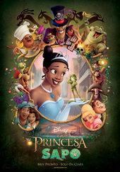Принцесса и лягушка(2010)