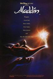 постер к мультфильму Аладдин (1992)