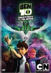 Бен 10: Крушение пришельцев (2012)
