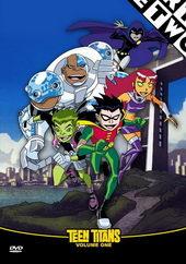 постер к мультфильму Юные титаны (2003)