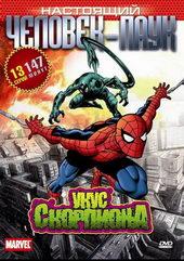 плакат к мультфильму Настоящий человек-паук (1967)