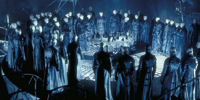 сцена из фильма Темный город (1998)