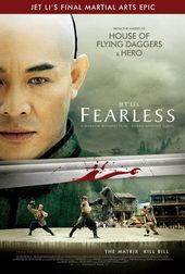 плакат к фильму Бесстрашный(2006)