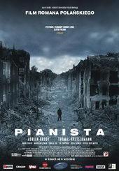афиша к фильму Пианист(2003)