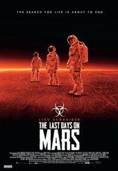 постер к фильму Последние дни на Марсе (2013)
