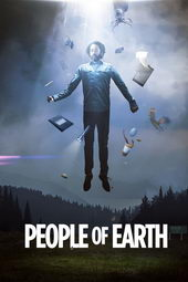 плакат к сериалу Земляне(2016)