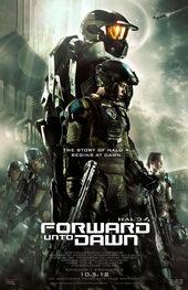 Halo 4: Идущий к рассвету и сумерки (2012)