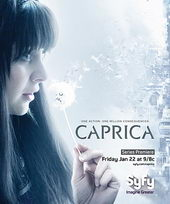 постер к сериалу Каприка (2010)